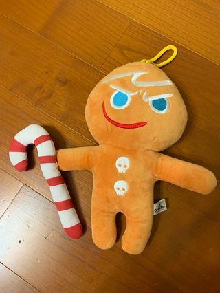 🚚 薑餅人玩偶