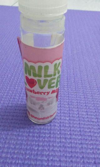 Liquid Milky Strawberry