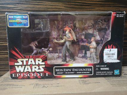 🚚 Star Wars Episode 1 Mos Espa Encounter