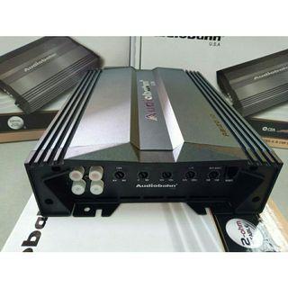 Power amplifier brand audiobahn USA