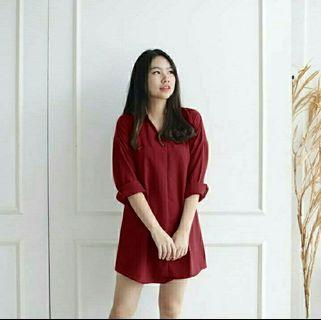 DRESS MULLY (MAROON)