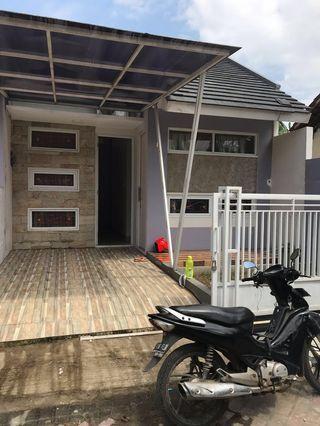 Rumah Cluster baru di kontrakan, Tambun, Kp. Sumber Jaya