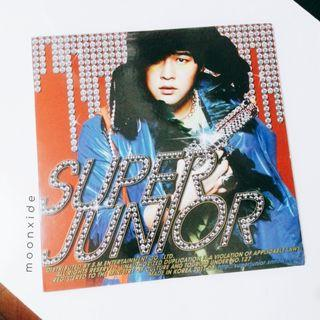 SUPER JUNIOR - Mr. Simple (Shindong Ver.)
