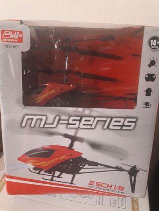 🚚 小型遙控直升機