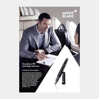 Montblanc M Rollerball Pen 萬寶龍 M系列簽字筆