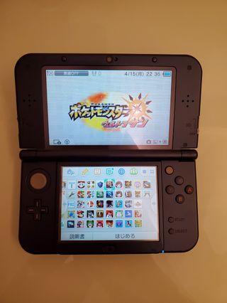 Nintendo New 3DS LL 開心版 32GB