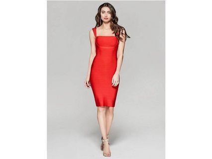 Brand New Marciano Perla Bandage Dress