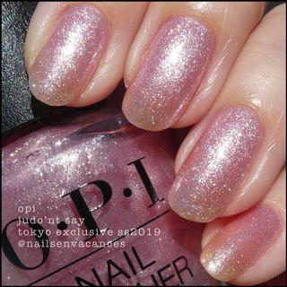 OPI Judo'nt say. *Limited Edition*