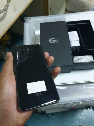 🚚 LG G6 almost new