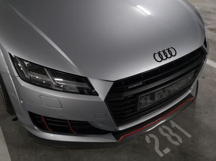 Front bumper Lip
