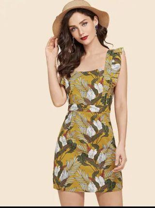 BN tropical dress