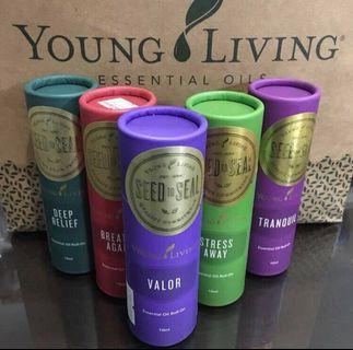 🚚 Young living Roll on 10ml: