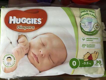 Huggies尿片