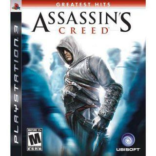 PS3 Assassin Creed