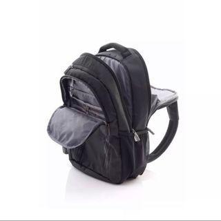 🚚 american tourister logix nxt black bagpack