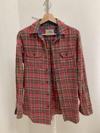 Cotton On Checkered Shirt #SNAPENDGAME