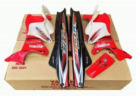 COVERSET 125ZR 100%ORIGINAL HLY YAMAHA