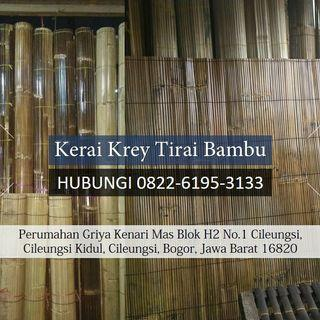 Big Sale Krey Bambu 2 x 2 meter