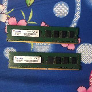 RAM DDR4 2400Mhz (2x4gb)