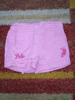Baby Polo Short Pants