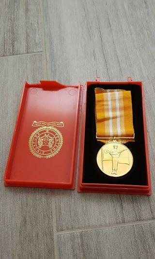 Singapore Armed Forces Good Service Medal