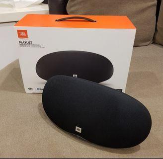 JBL PLAYLIST Chromecast Wireless Speaker