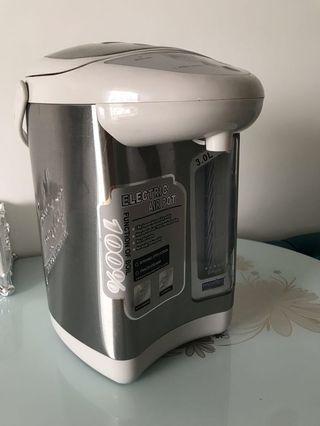 🚚 Electronic Air Pot water pot 3L