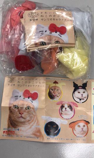 Sanrio 寵物頭套