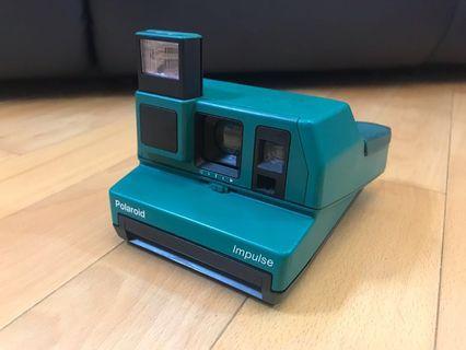 Polaroid land camera impulse 寶麗來 即影即有
