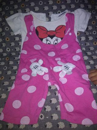 Preloved overall bayi