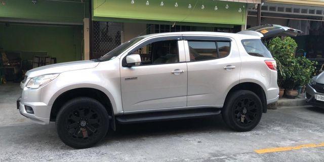 Chevrolet trailblazer 2015 2.8L
