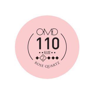 💯🇯🇵 原裝日本進口 OMD 甲油膠 5秒速乾 #110