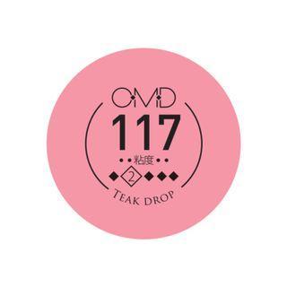 💯🇯🇵 原裝日本進口 OMD 甲油膠 5秒速乾 #117