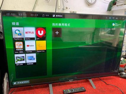 49吋 SONY SMART TV 4K 120Hz 3D KD-49X8500B