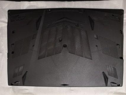 Msi gl63/gp63 bottom cover