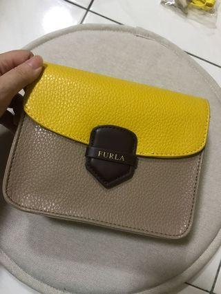 New authentic furla amenity kit