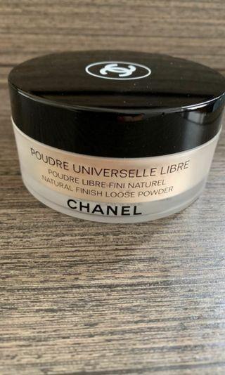 Chanel Loose Powder Shades Clair