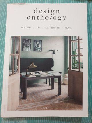 Design Anthology #19 (sedikit peyok)