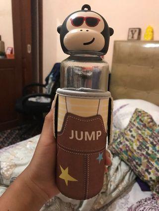 Botol minum monkey