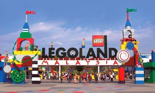 Legoland theme park (adult)
