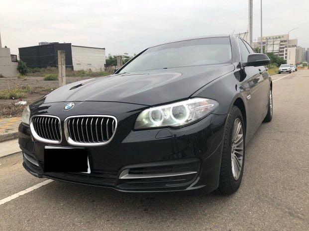 520i BMW 總代理 實跑1萬公里