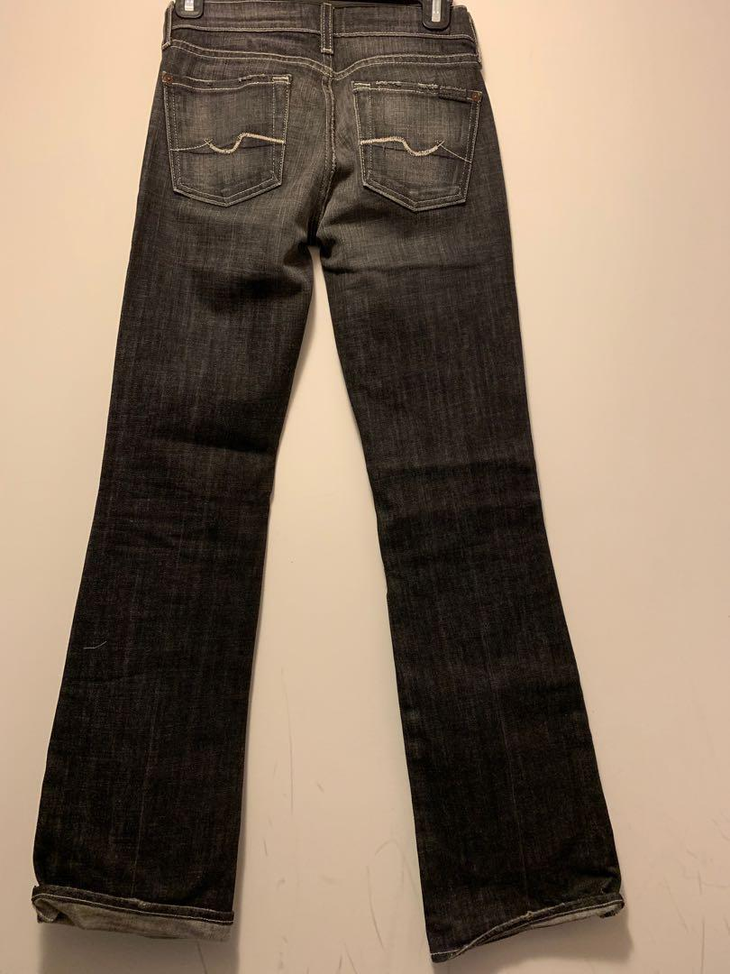 7 for all mankind jeans - Size 25
