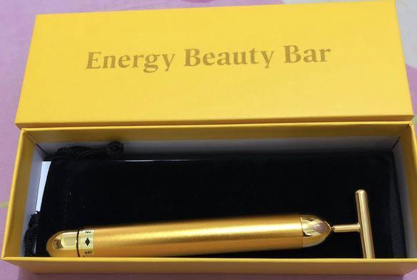 黃金棒 瘦臉棒 Gold beauty bar   100% NEW