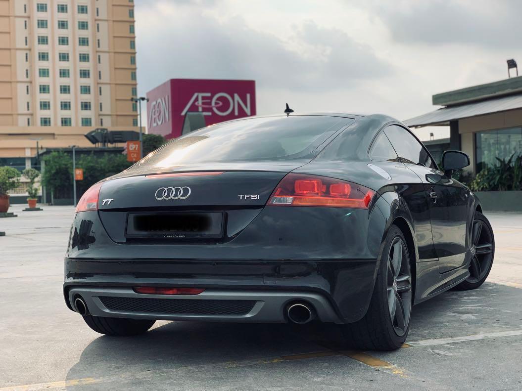 Audi TT Stage 1 Raya Weekly Promo