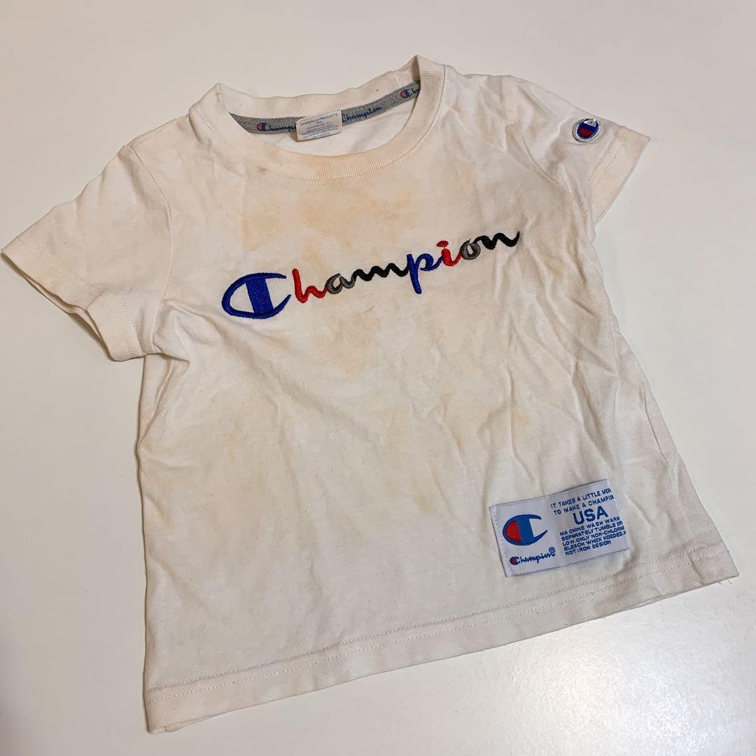 Champion white top
