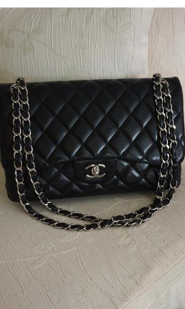 959ea58e2e08 Chanel classic jumbo flap bag, Luxury, Bags & Wallets, Handbags on ...