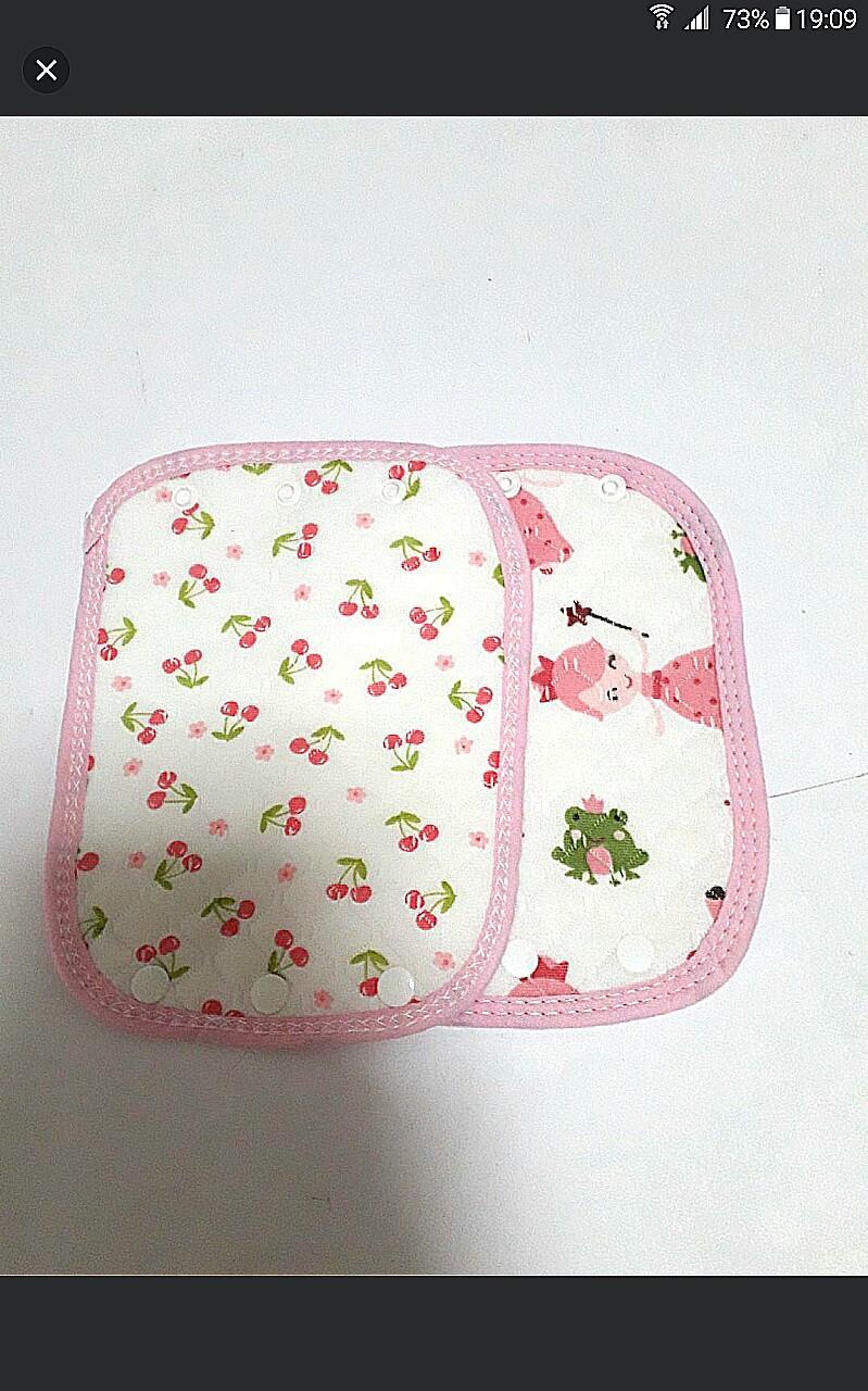 Cotton Teething Droolpads