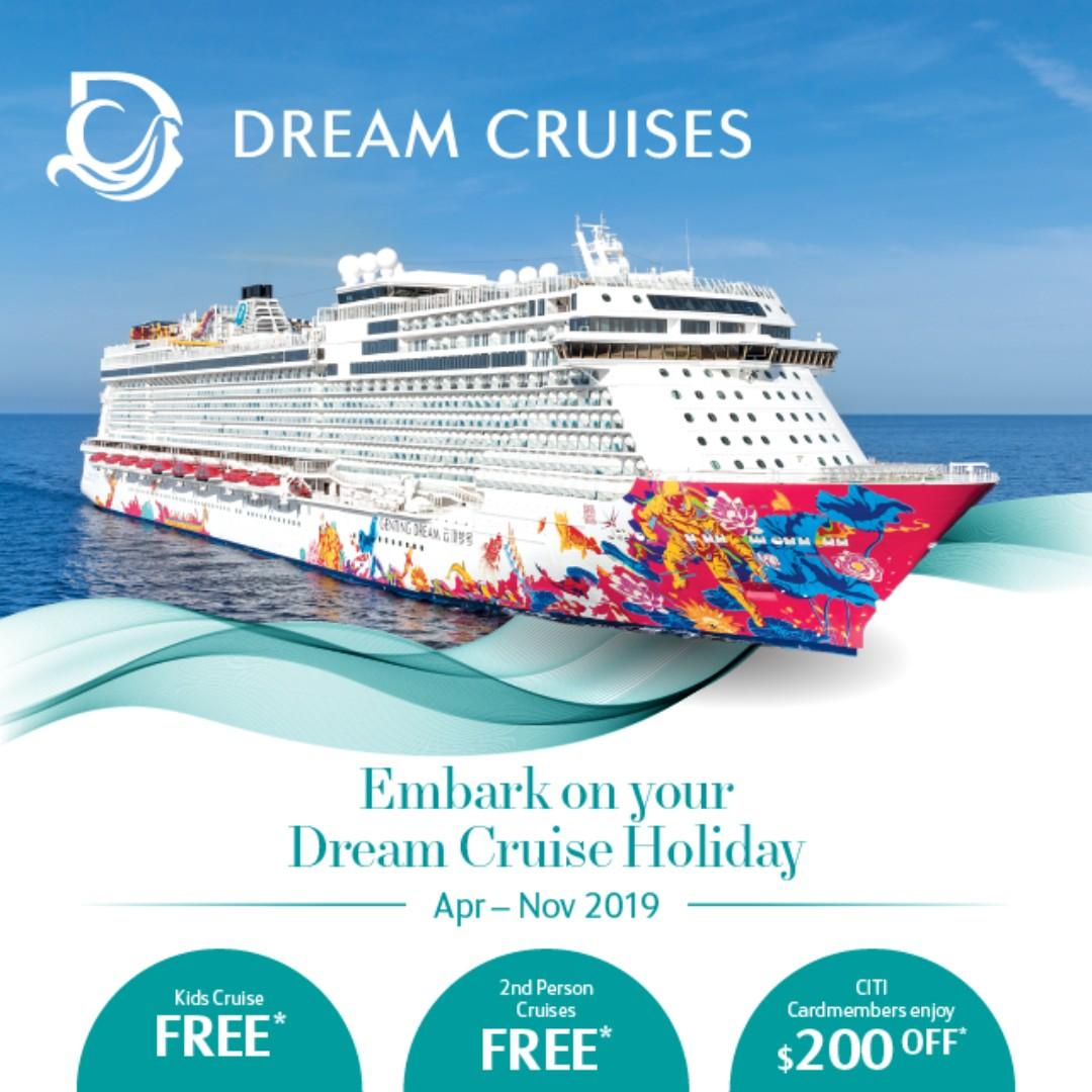 Embark On Your Dream Cruise Holiday!