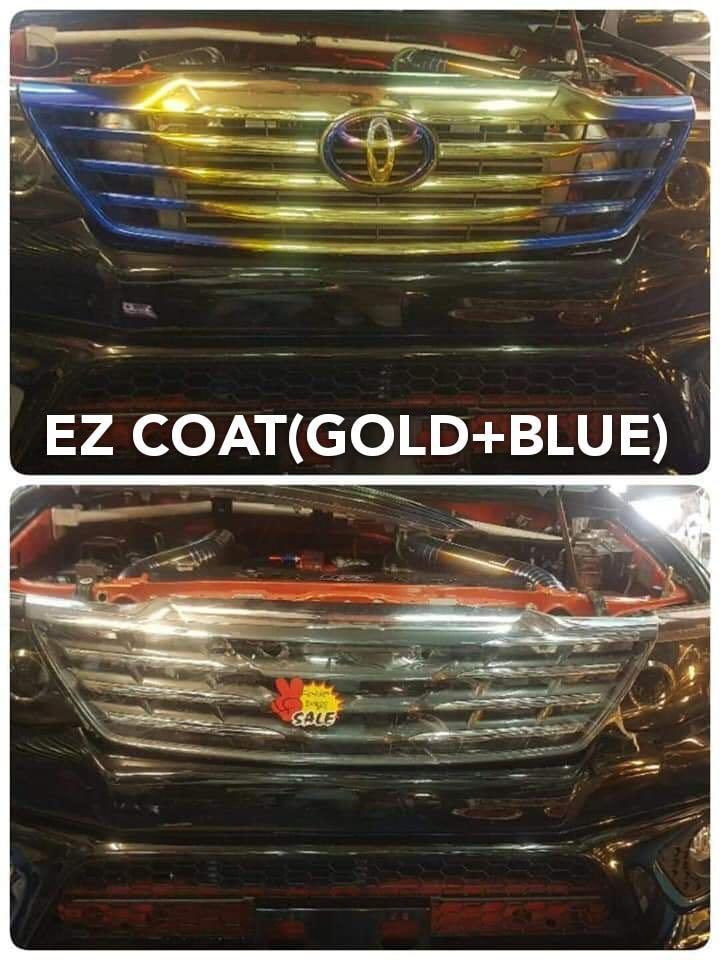 真EZcoat電鍍色系鍍膜