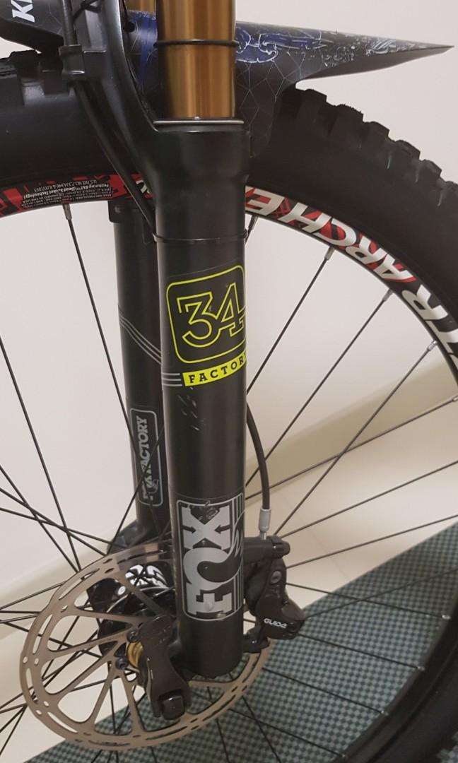 High Spec Giant Trance 1 Full Sus 27.5 MTB